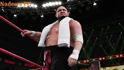WWE 2K18 Free Download PC Game