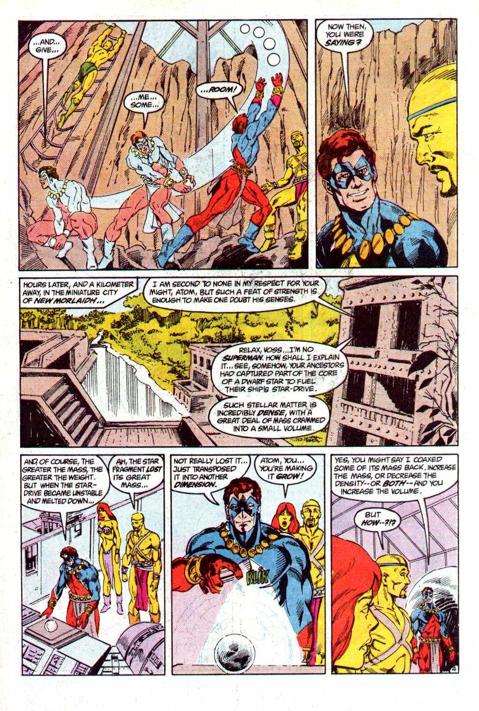 Read online Secret Origins (1986) comic -  Issue #29 - 5