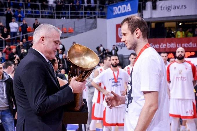 Veličković: Nisam ovde zbog novca, pobeda za saigrače, uprkos što nas gaze sa mnogih strana!