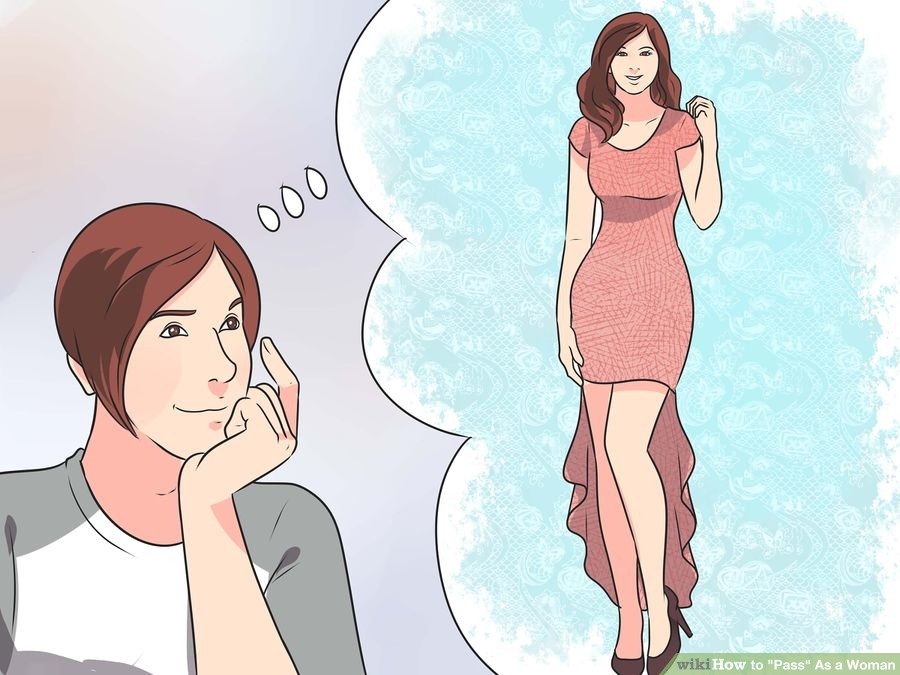How To Change Into A Girl