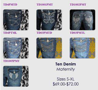 e0515392098d6 Vault Denim: CUTE Maternity Jean Vault Denim has the cutest ...