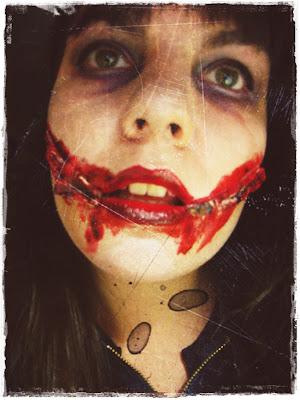 Halloween Kuchisake Onna