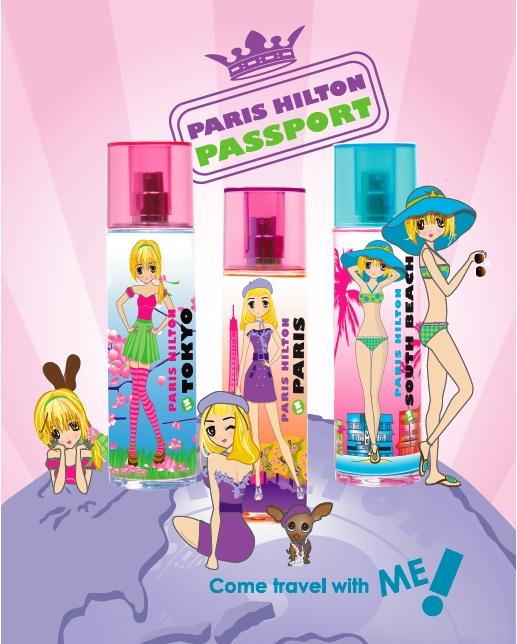 Boohoo Com X Paris Hilton New Collaboration: *New Fragrance By Paris Hilton* Paris Hilton Passport