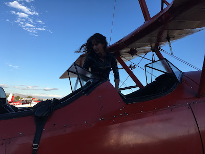 Wendy Kolar Mullen Women with Spirit over 50! Wing Walker
