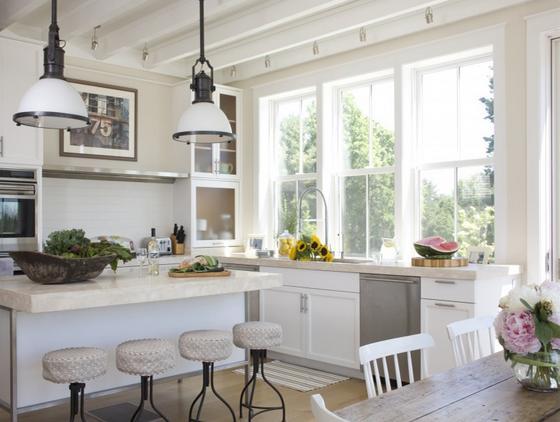 CÓmo decorar cocinas con ventanas : decoración del hogar, diseño ...