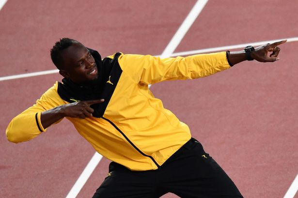 Do You Believe Bolt Partied All Night Before His Final Race?