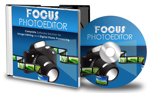 تحميل برنامج  Focus Photoeditor لقص وتعديل الصور وكتابة النصوص عليها