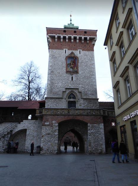 Porta Florianska