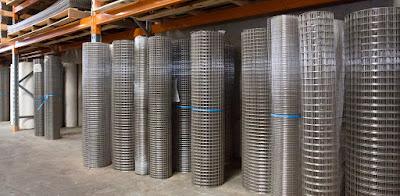 Pabrik Kawat Loket Berkualitas