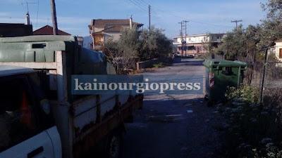 Αποτέλεσμα εικόνας για kainourgiopress κάδοι