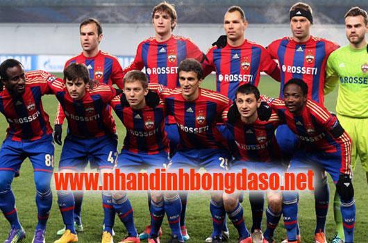 CSKA Moscow vs AS Roma 0h55 ngày 8/11 www.nhandinhbongdaso.net