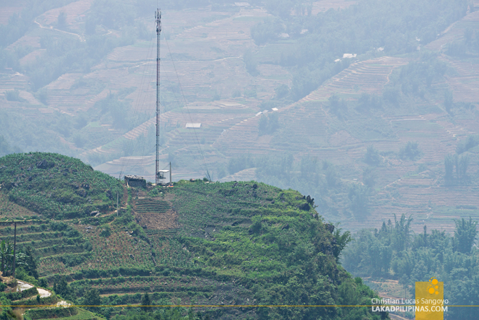 Antenna Tower Sapa Vietnam