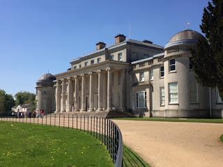 Shugborough mansion