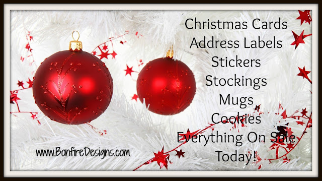 Personalized Gift Shops Merry Christmas Happy Holidays Let's Have Fun