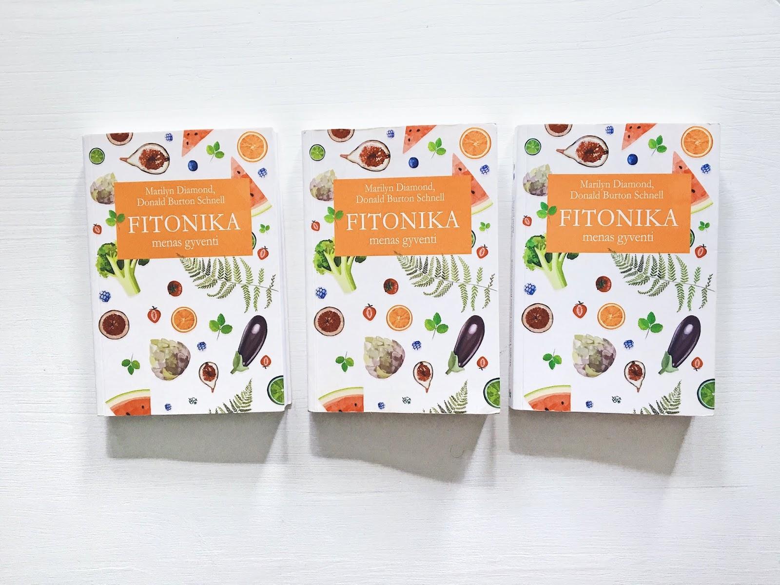 fitonika knyga