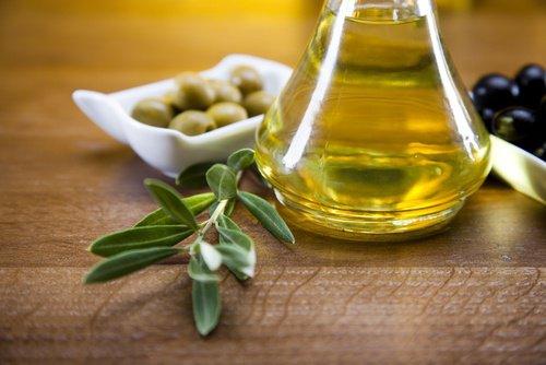 Masque à l'huile d'olive pour la peau normale