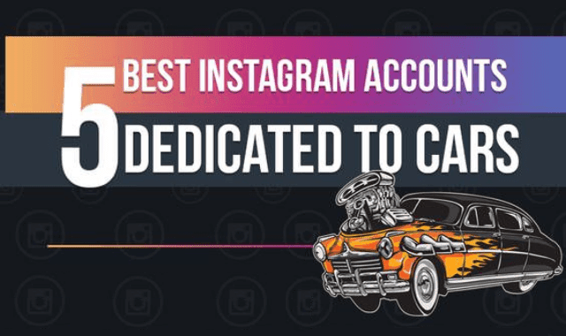 5 Best Instagram Accounts Dedicated To Cars