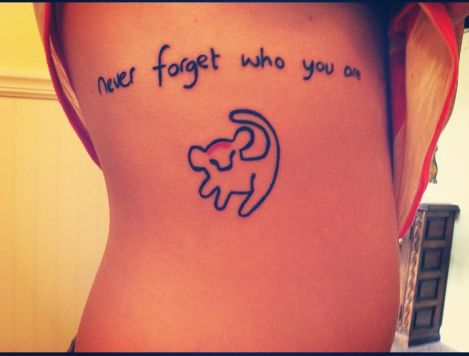 Cute Quotes For Tattoos Girly: Green Tattoos: Cute Tattoos