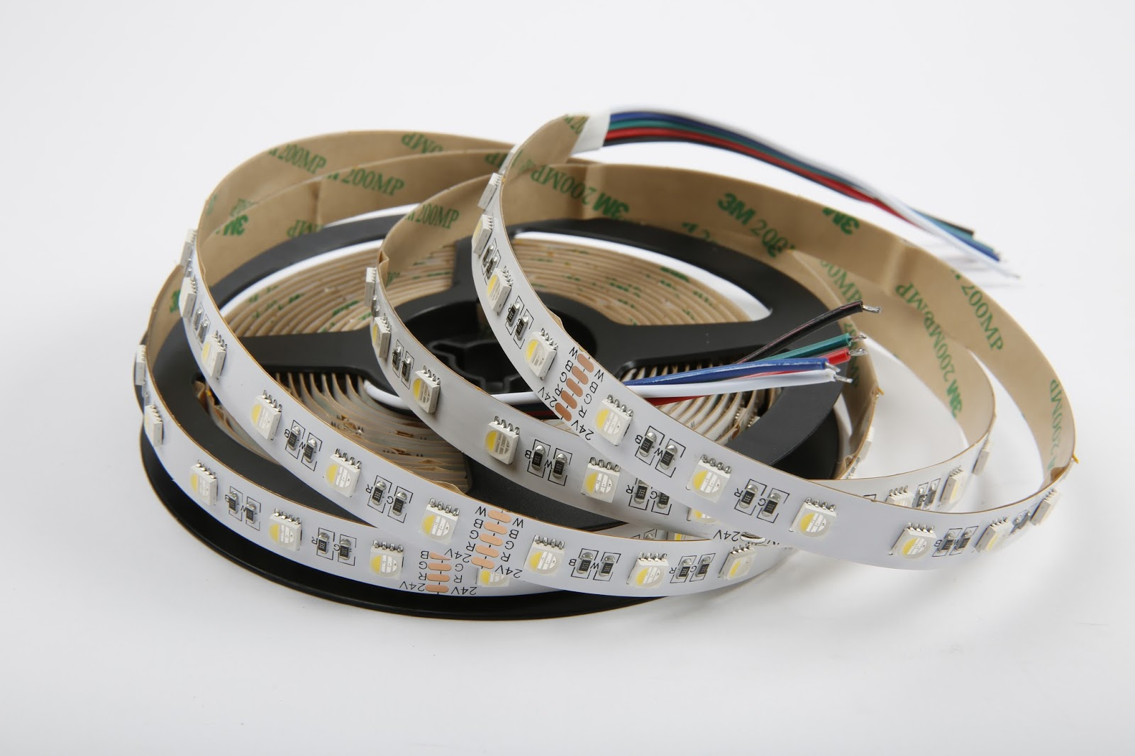 Rgbw Led Strip And Rgbww Rgb Cct Digital Weatherproof 60 1m Recently We Have The It Has Large Difference With Before Is Color Temperature During