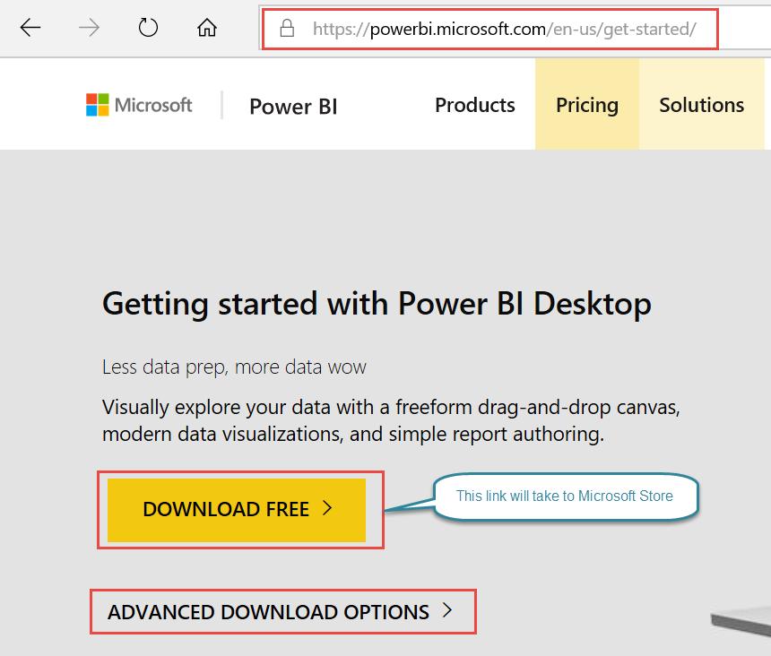 Power bi download