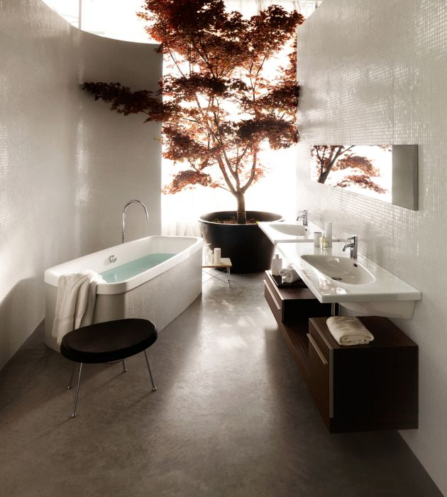 Little House Well Done: Tumblr Finds: Modern and Edgy Bathrooms