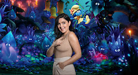 Ariel Winter Smurfs: The Lost Village (1)