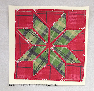 """Ideen für das Stampin' Up! Framelit Set """"Quilt"""" vom Herbstmini Katalog 2017 Demonstratorin in Coburg"""