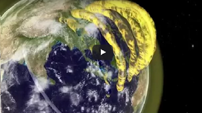Australian student Verify that Huge plasma tubes are floating above Earth Video