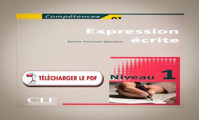 """تعلم الفرنسية  مجانا  """" نماذج جاهزة لكتابة المواضيع باللغة الفرنسية في كتاب رائع جدا """""""