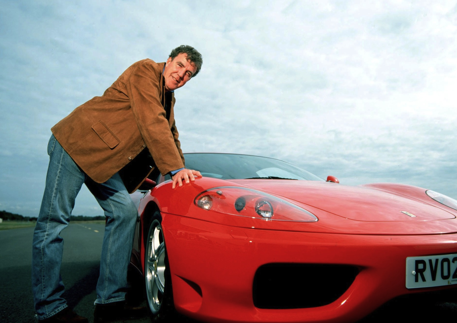 Jeremy Clarkson Cars: Sorted Blog: What Does The Car You Drive Say About You?