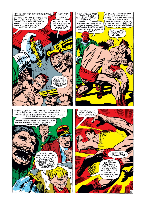Captain America (1968) Issue #103 #17 - English 7
