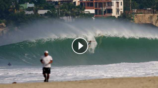 puerto escondido wipeouts
