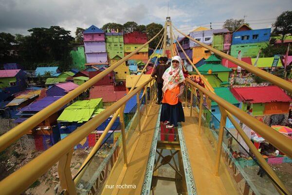 kampung warna warni malang