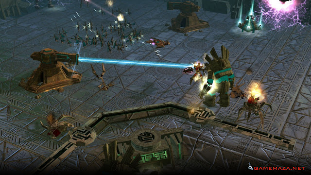 Rise of Nations Rise of Legends Gameplay Screenshot 4