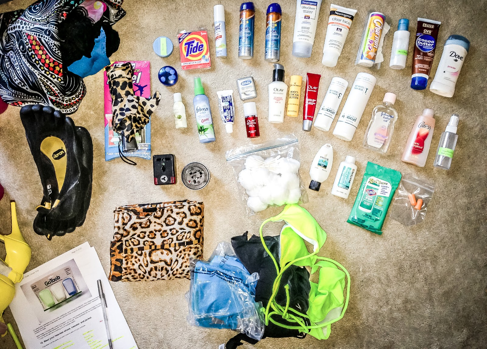 paige seven how to pack for a 10 day european vacation summer edition