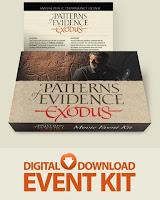 patterns of evidence event kit