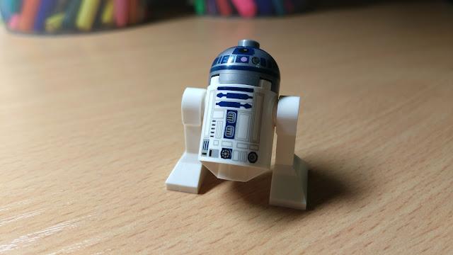 Минифигурка R2-D2 лего купить