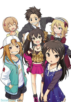 Cinderella Girls - U149