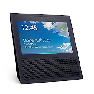 Amazon Echo Show. Image (c) Amazon.com