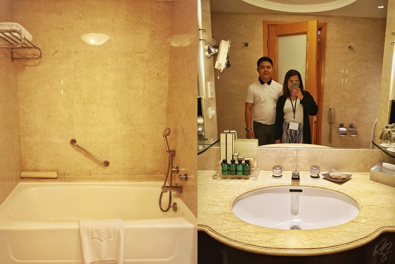 Makati Shangri-La Staycation