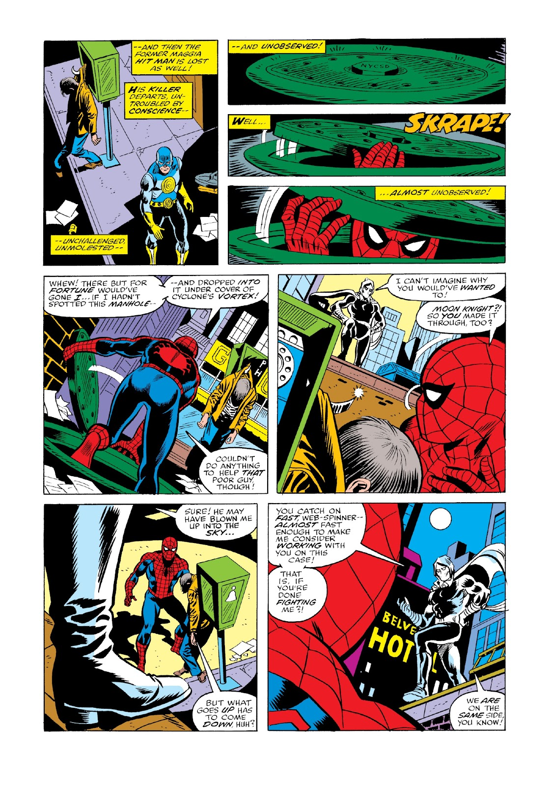 Read online Marvel Masterworks: The Spectacular Spider-Man comic -  Issue # TPB 2 (Part 2) - 41
