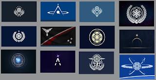 Banderas propuestas Asgardia