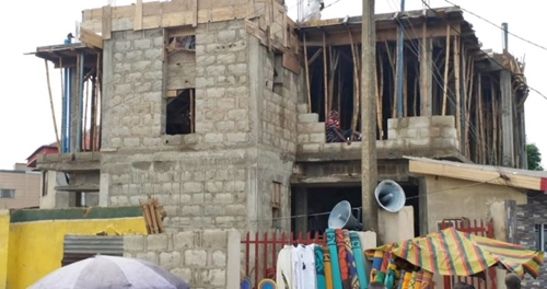 Senior Pastor Donates N1m For The Completion Of Mosque In Calabar (Photo)