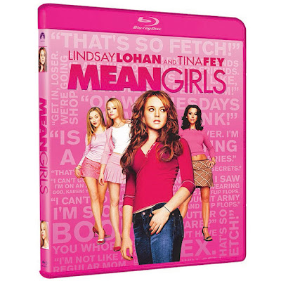 Mean Girls 2004 Blu Ray 15th Anniversary