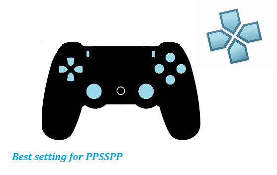 cara setting emulator psp