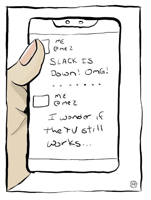 amusedbits, cartoon, humor, slack