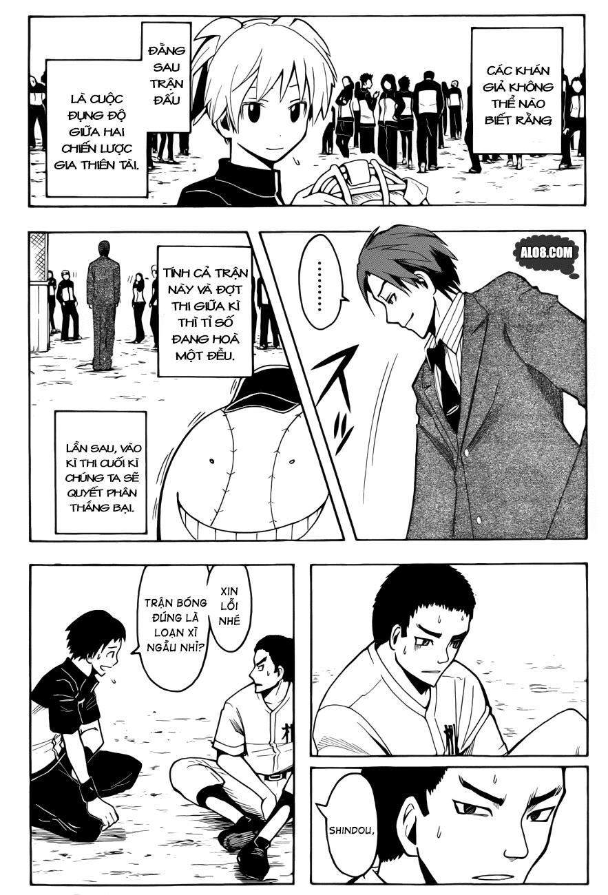 Ansatsu Kyoushitsu chap 36 trang 18