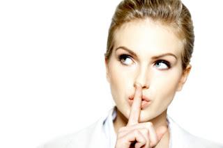 Lady-shut-up