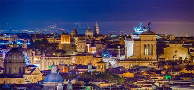 Il Gianicolo al chiaro di Luna - Passeggiata serale nella storia di Roma, nei luoghi della Resistenza garibaldina del 1849