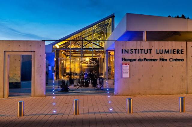 Hangar du Premier Film - Institut Lumière